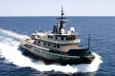 M/Y Ariete Primo motor yacht