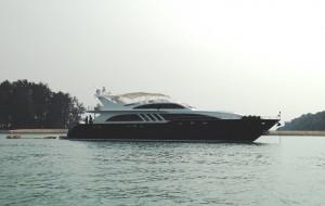 M/Y BLUE SAPPHIRE motor yacht