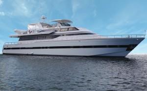 M/Y Cipango motor yacht sales