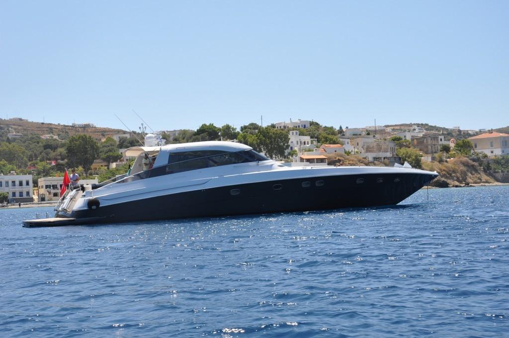 M/Y Danush motor yacht