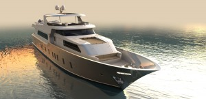 M/Y Ares 102 motor yacht