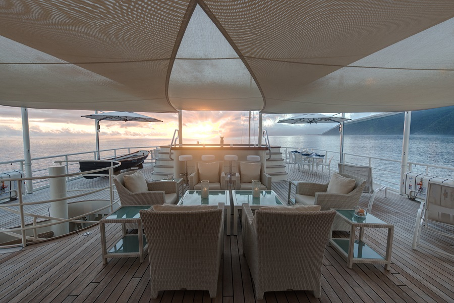 luxury superyacht seawolf for charter
