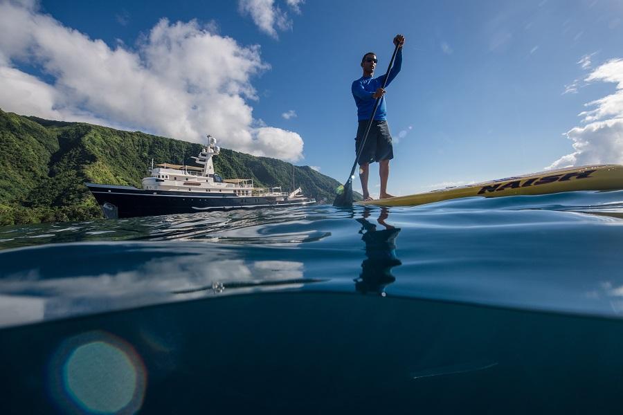motoryacht for charter seawolf