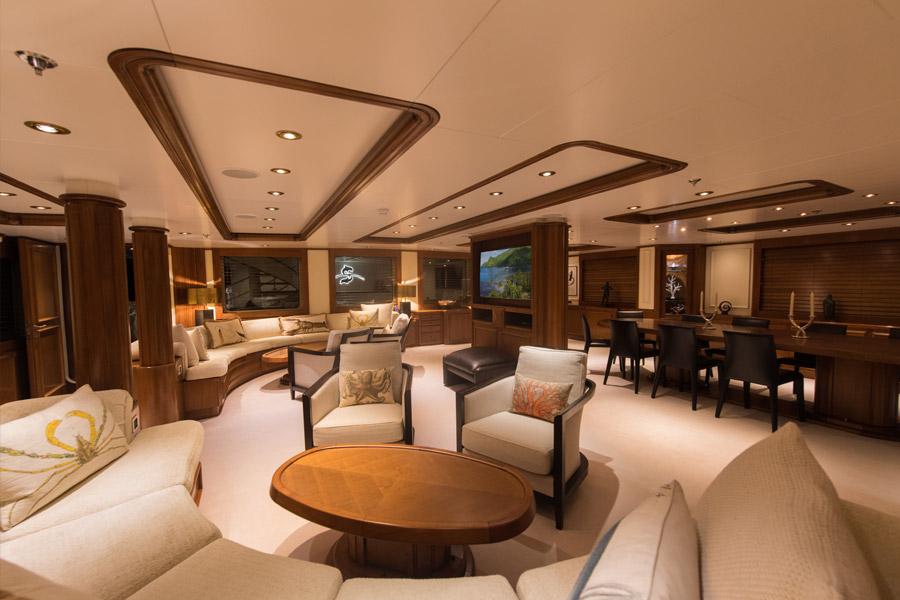 luxury yacht charter seawolf