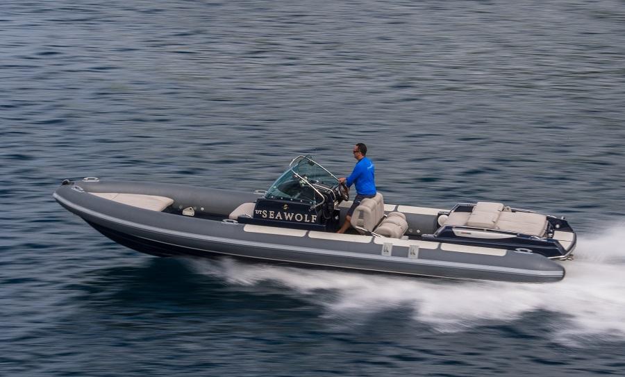 charter luxury superyacht m/y seawolf