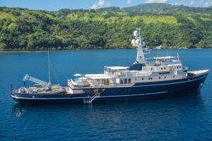 m/y Seawolf motor yacht for charter