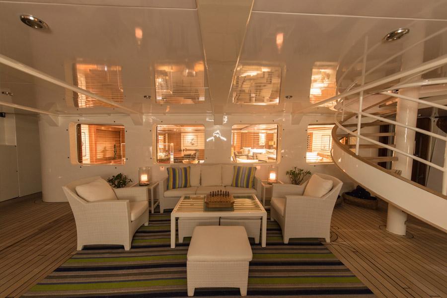 luxury motor yacht charter seawolf