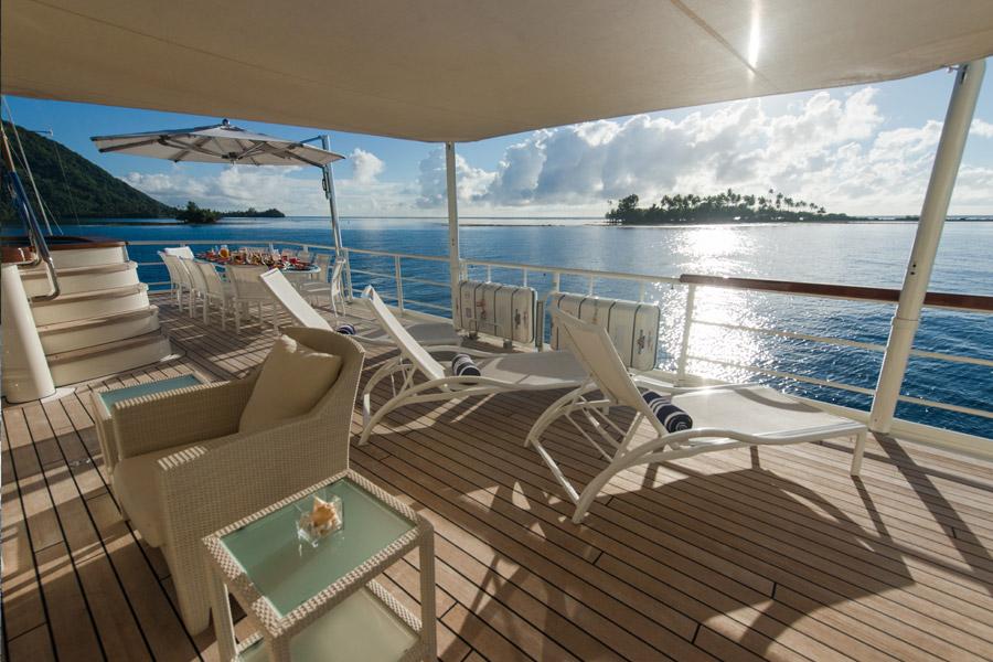 seawolf luxury superyacht charter