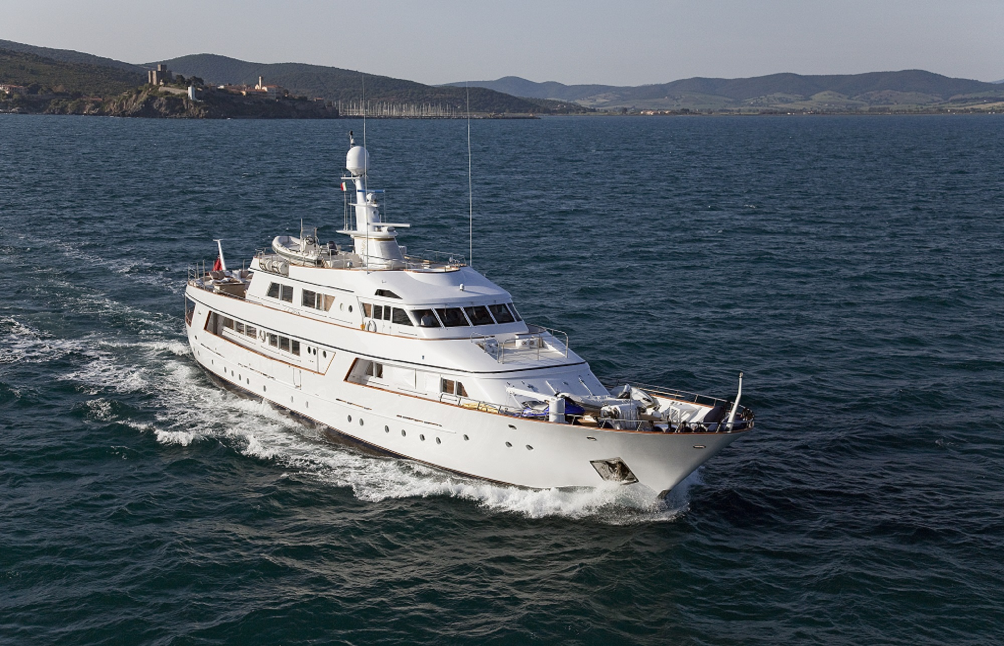 M/Y SIRAHMY superyacht for charter