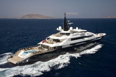 M/Y ALFA NERO yacht for charter with YACHTZOO
