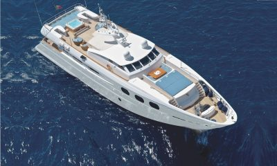 M/Y SOPHIE BLUE for charter