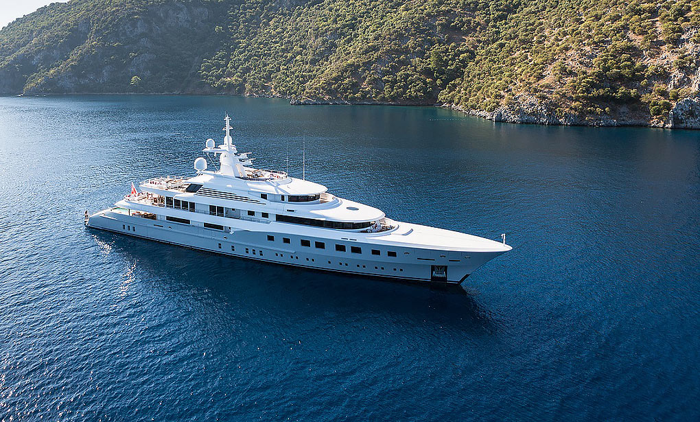 M/Y AXIOMA yacht for charter with YACHTZOO