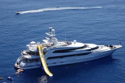 M/Y LAZY Z yacht for charter
