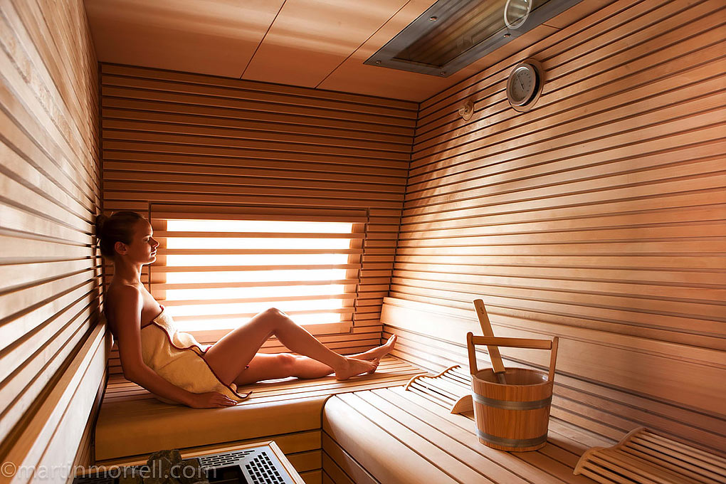 Spa area on a yacht for charter M/Y Quite Essential