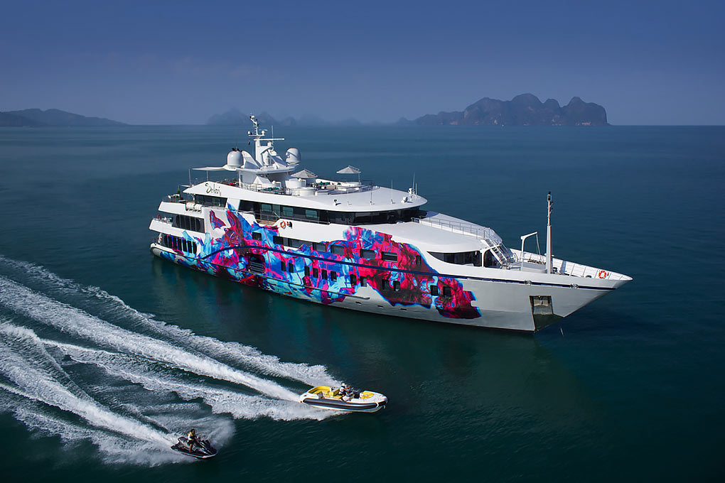M/Y SALUZI yacht for charter