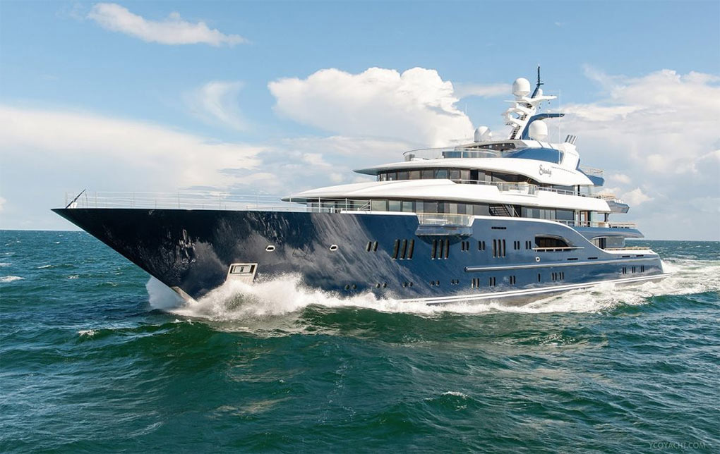 M Y Solandge Yachtzoo Yachts For Charter And Yachts For Sale