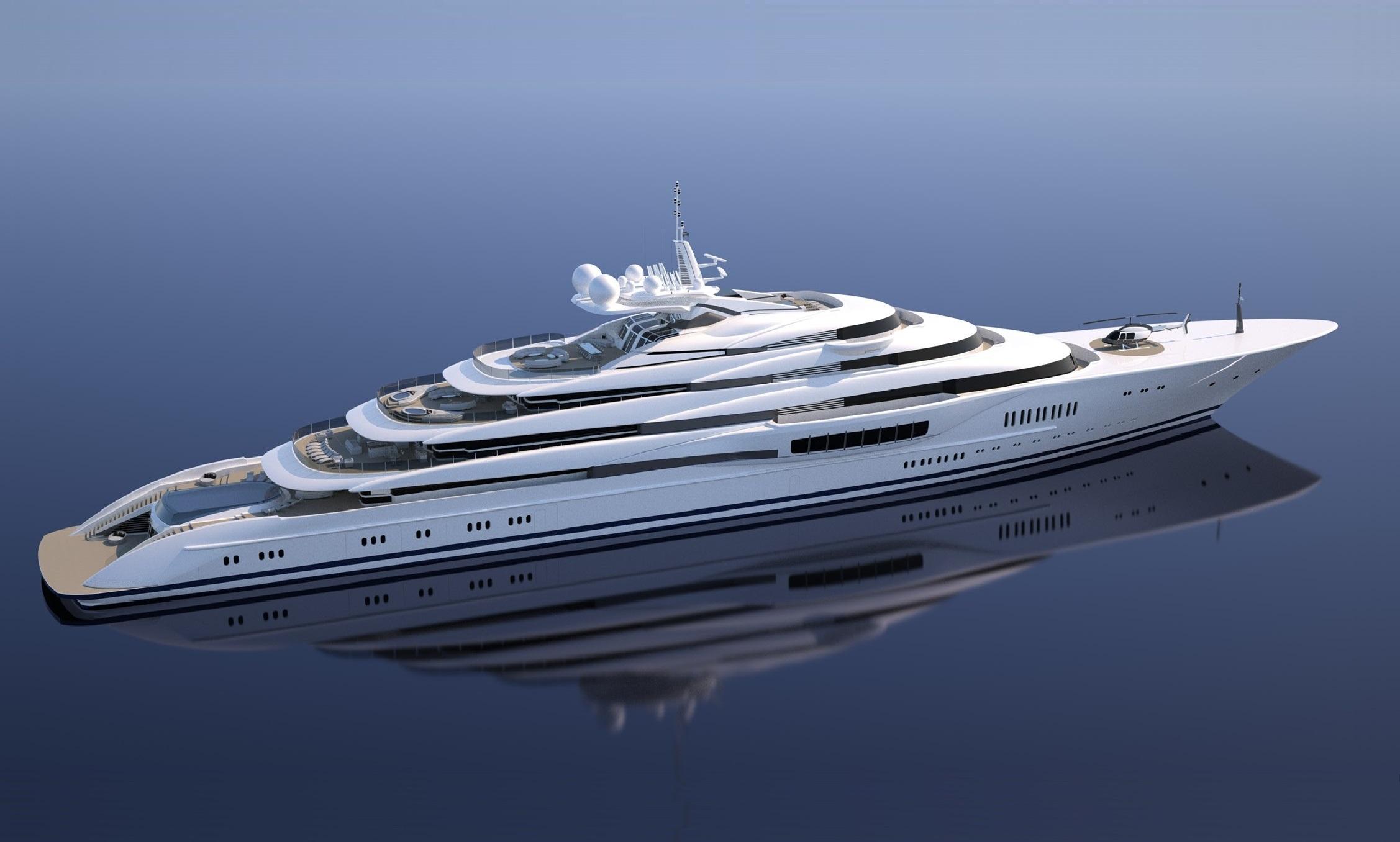 My Armonia Motor Yacht