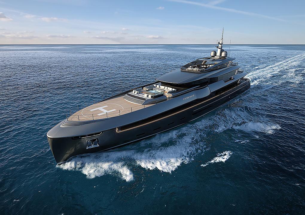 M/Y EIDOS Yacht for Sale