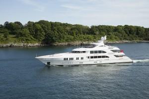 M/Y ASPEN ALTERNATIVE motoryacht