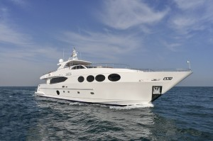 MY Majesty 105 luxury motor yachts for sale