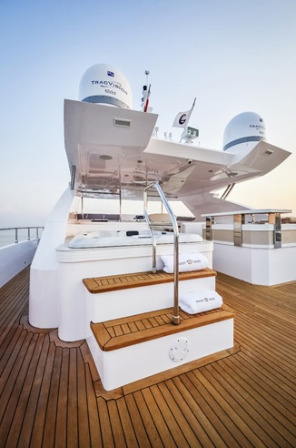 MY Majesty 105 luxury motor yachts for sale Fort Lauderdale