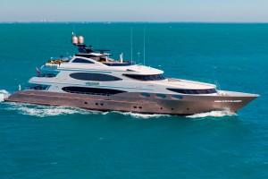 M/Y MUSTANG SALLY luxury yacht sales
