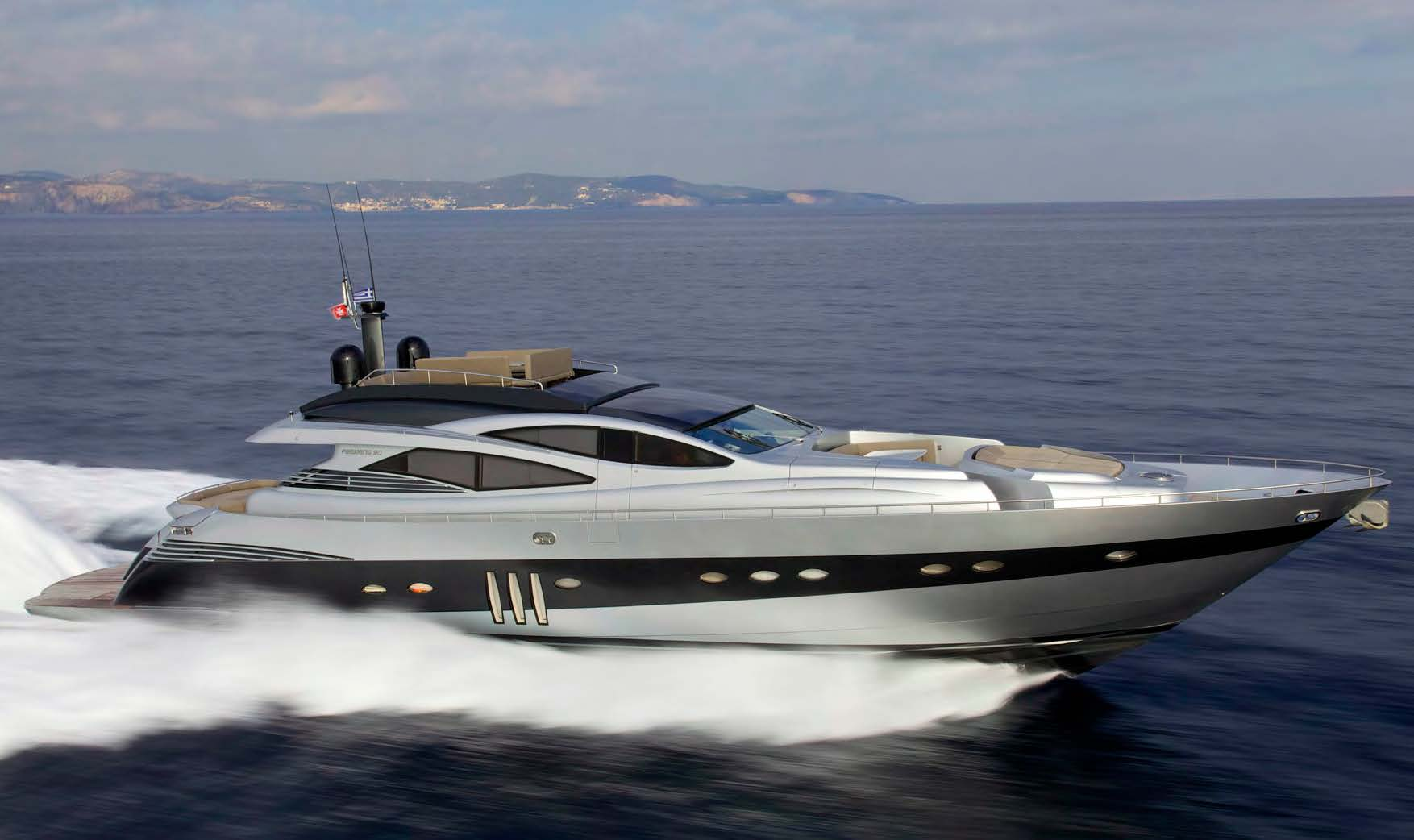 M/Y SOLARIS yacht for sale