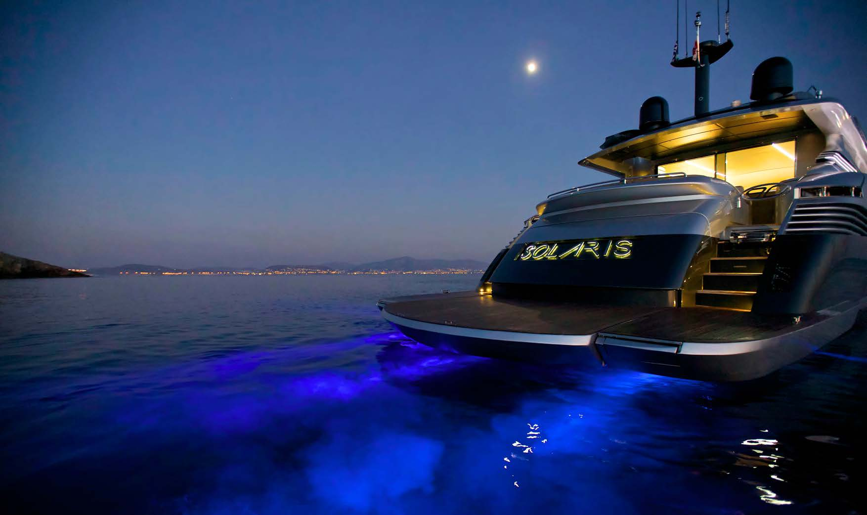 MY SOLARIS motoryacht for sale