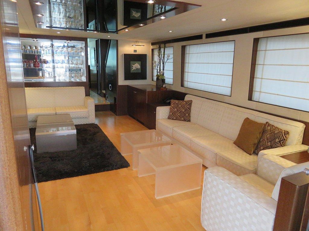 MY Aurora luxury motor yacht