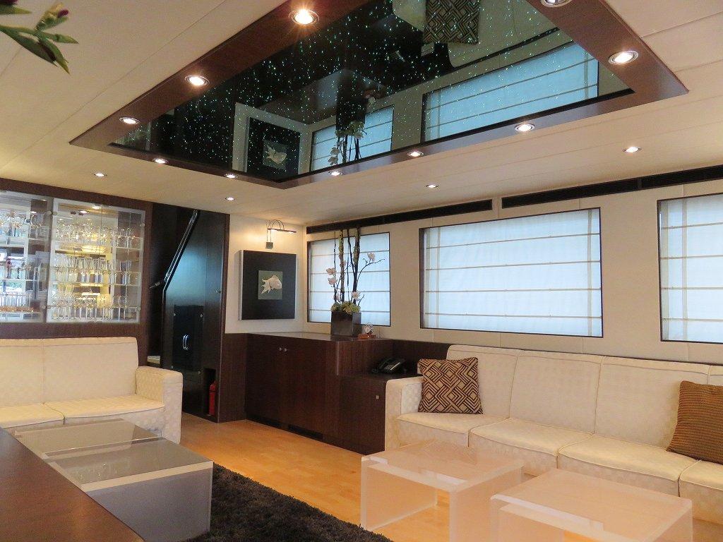MY Aurora luxury yacht sales