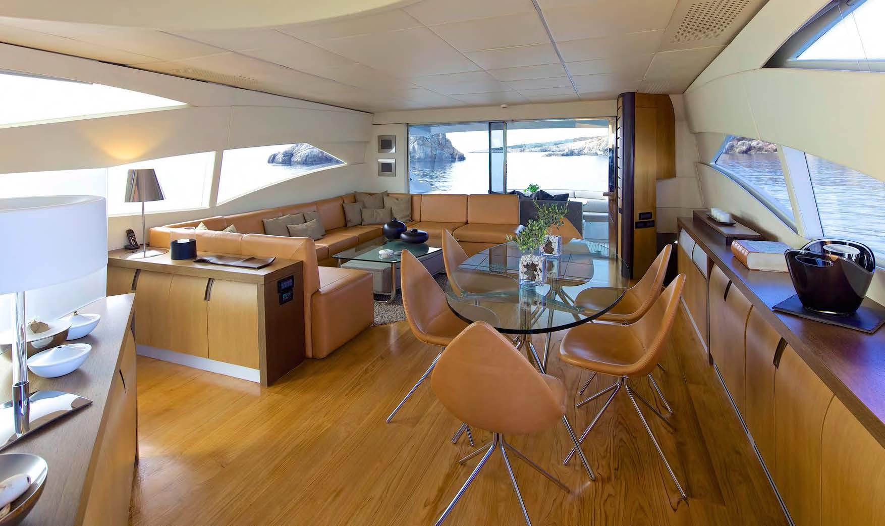 SOLARIS luxury motor yacht sales