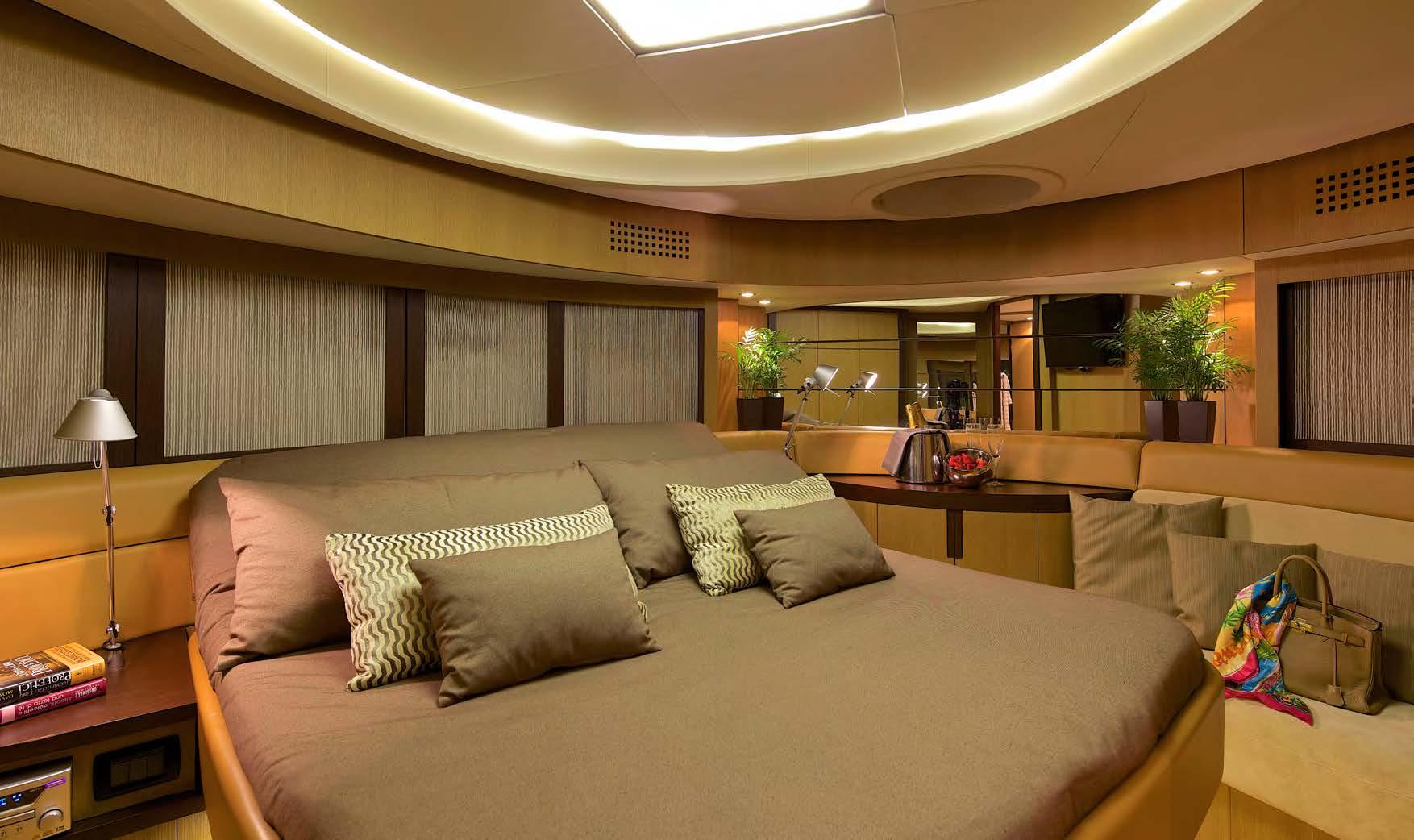 MY SOLARIS luxury yacht