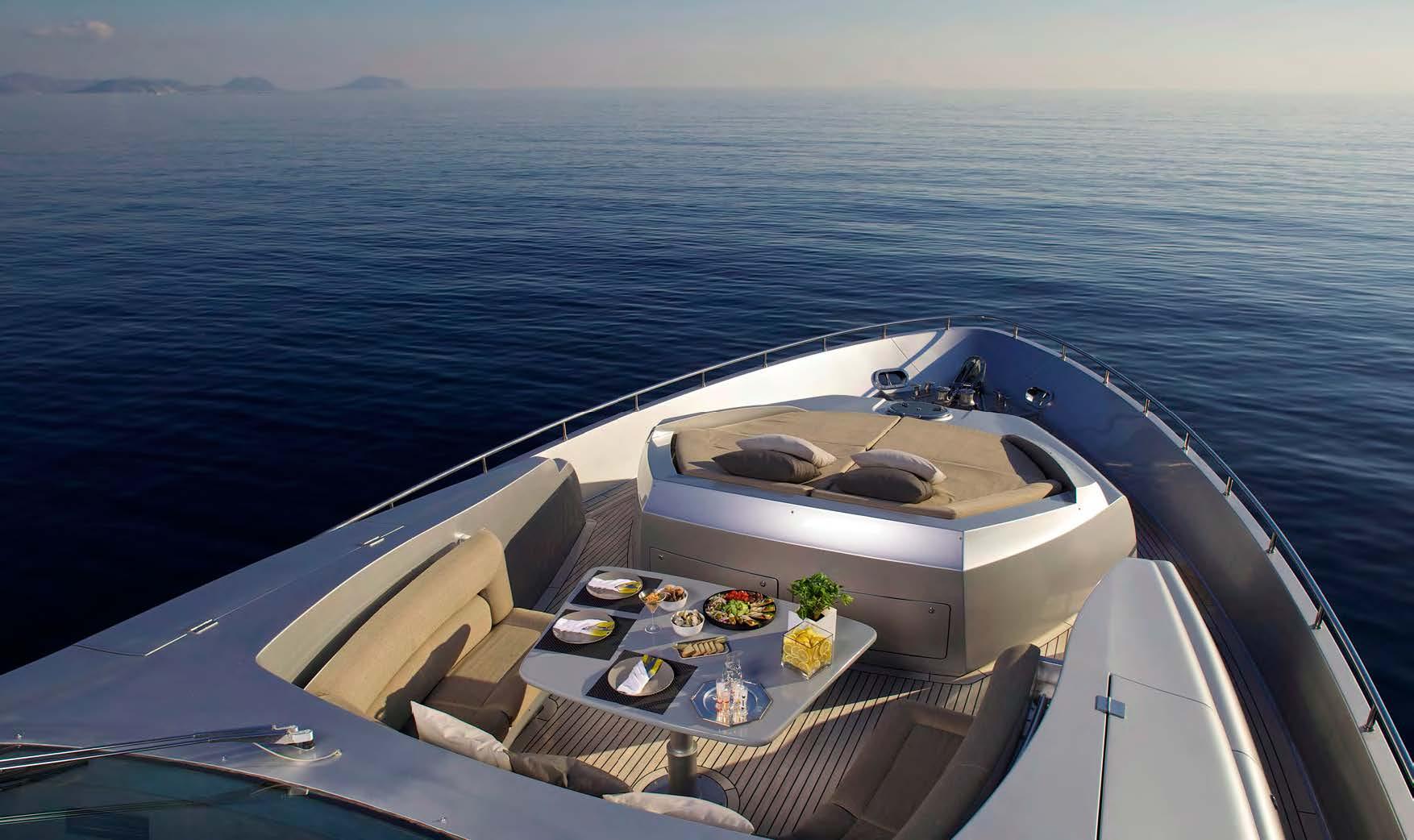 MY SOLARIS luxury yacht for sale