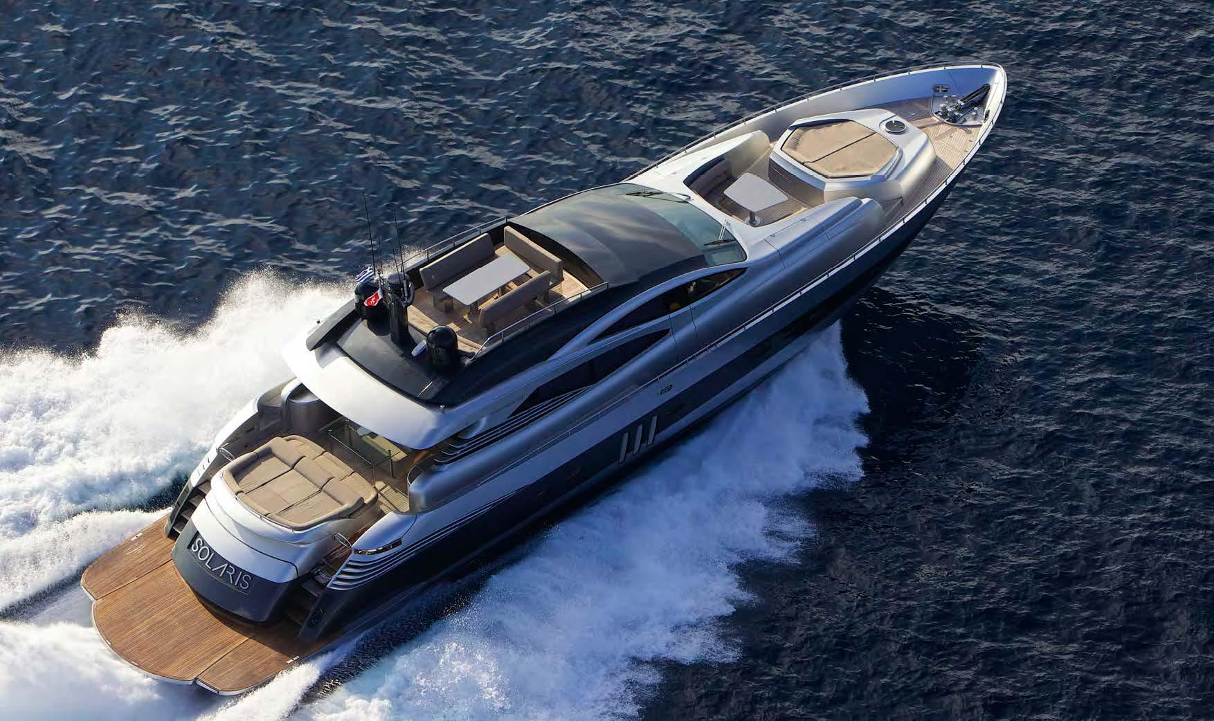 MY SOLARIS luxury motoryacht for sale