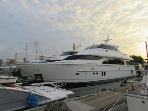 MY Aurora luxury motor yacht sales