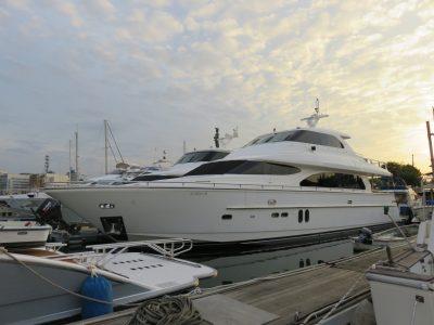 MY Aurora luxury motor yacht sales