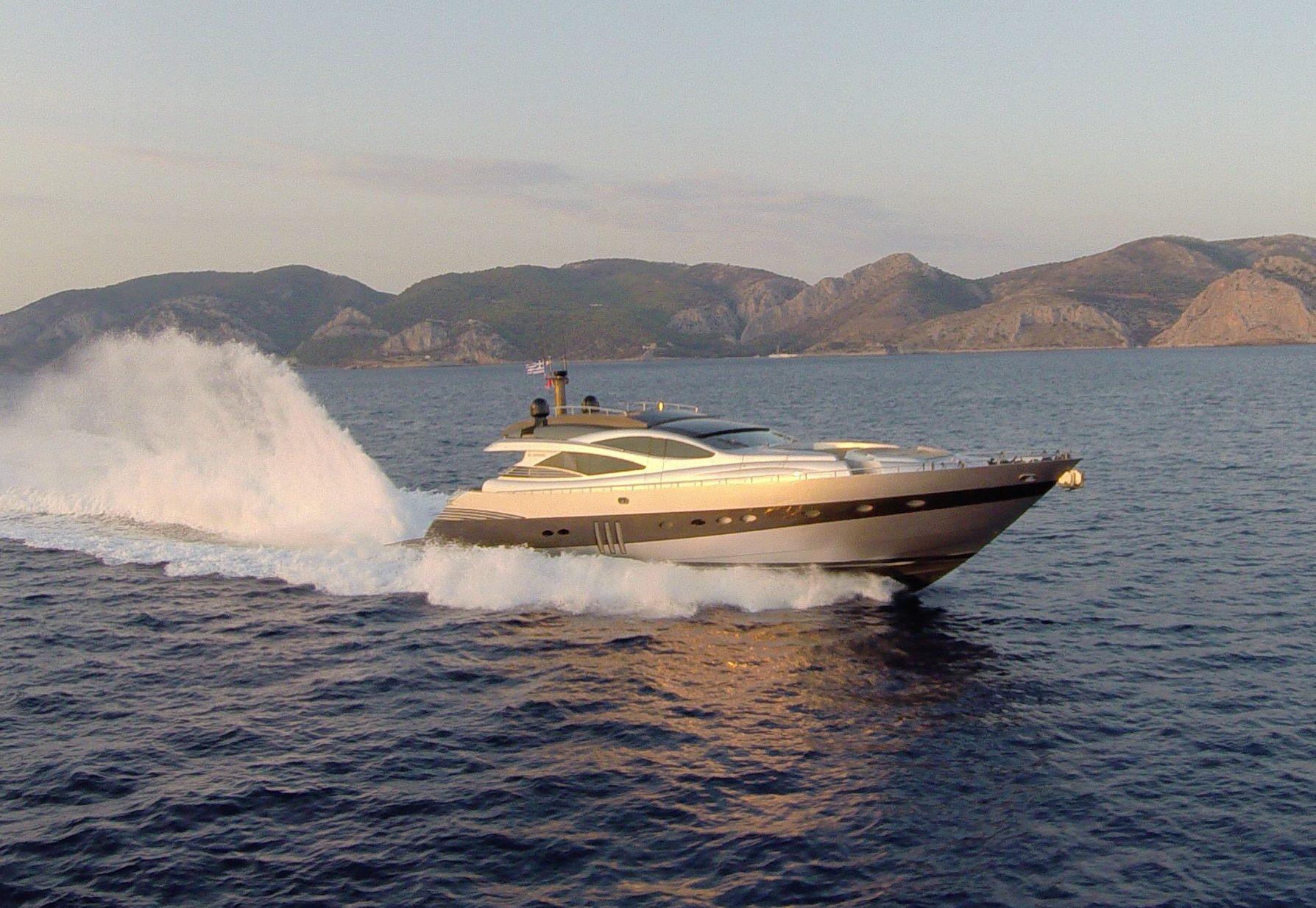 M/Y SOLARIS superyacht for sale