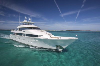 MY AMITIE Luxury Motor Yacht Charter