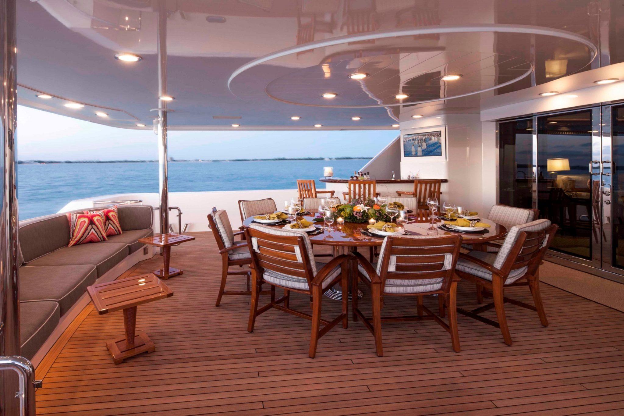 MY AMITIE Luxury Yacht Charter