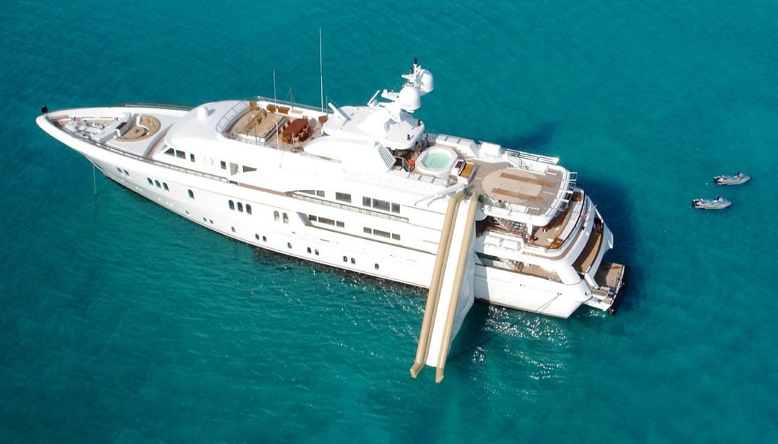 EUR 3 Million Price Drop on M/Y HADIA