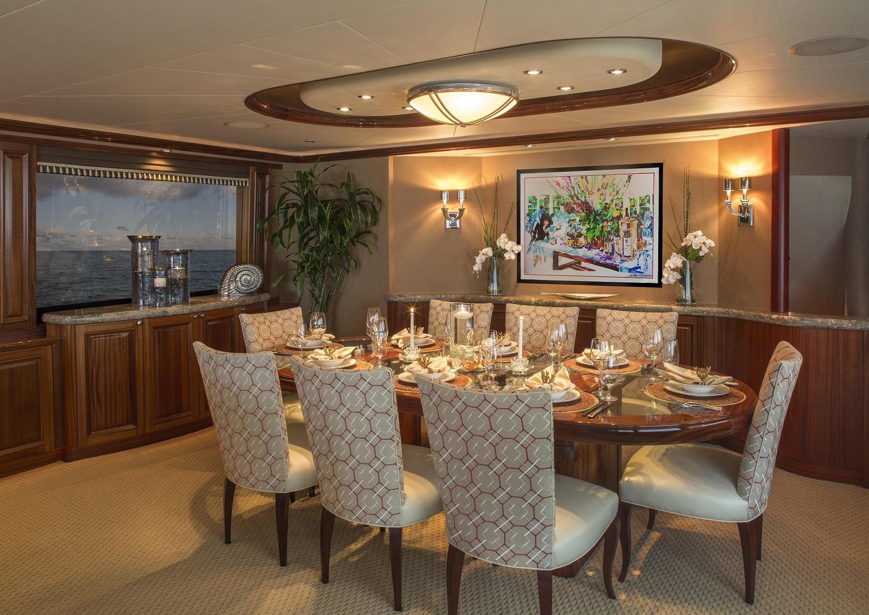 AMITIE Luxury Yacht Charter Fort Lauderdale