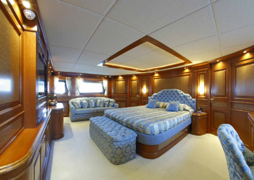MY Bash luxury yacht sales