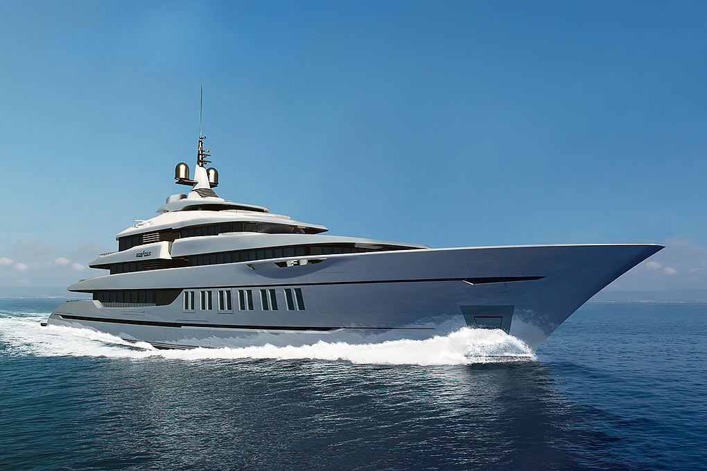 M/Y PRIMADONNA Yacht for Sale