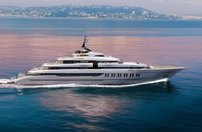 M/Y PRIMADONNA super yacht for sale