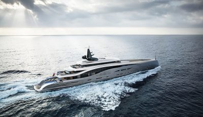 M/Y STILETTO super yacht for sale
