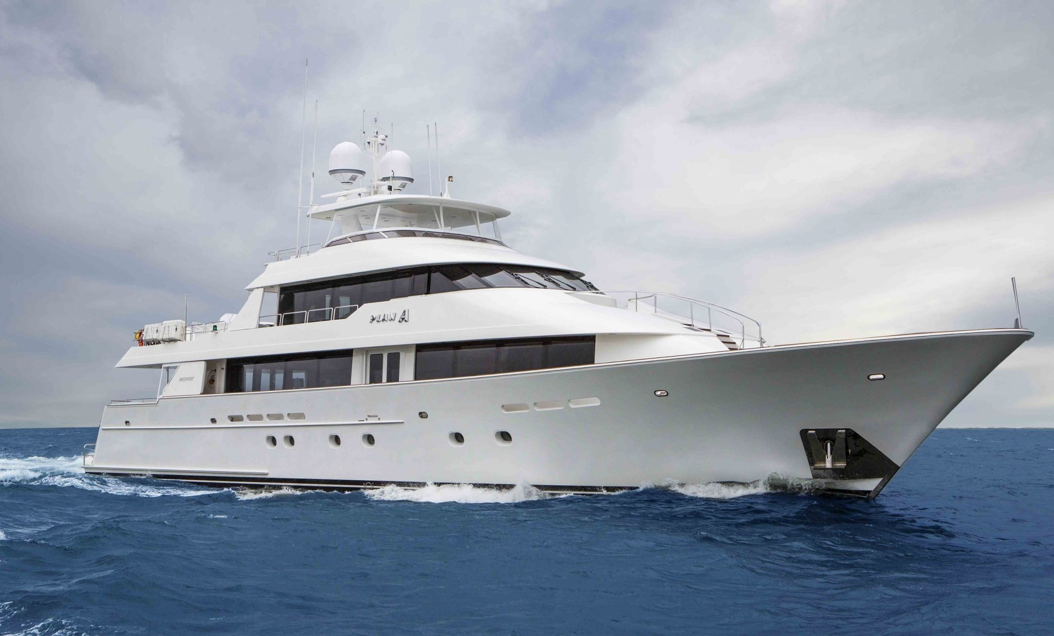 plan a yacht for charter