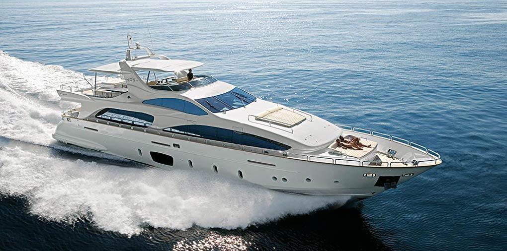 M/Y MENURA PRIMERO yacht for sale