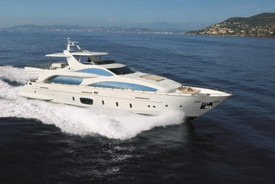M/Y MENURA PRIMERO superyacht for sale