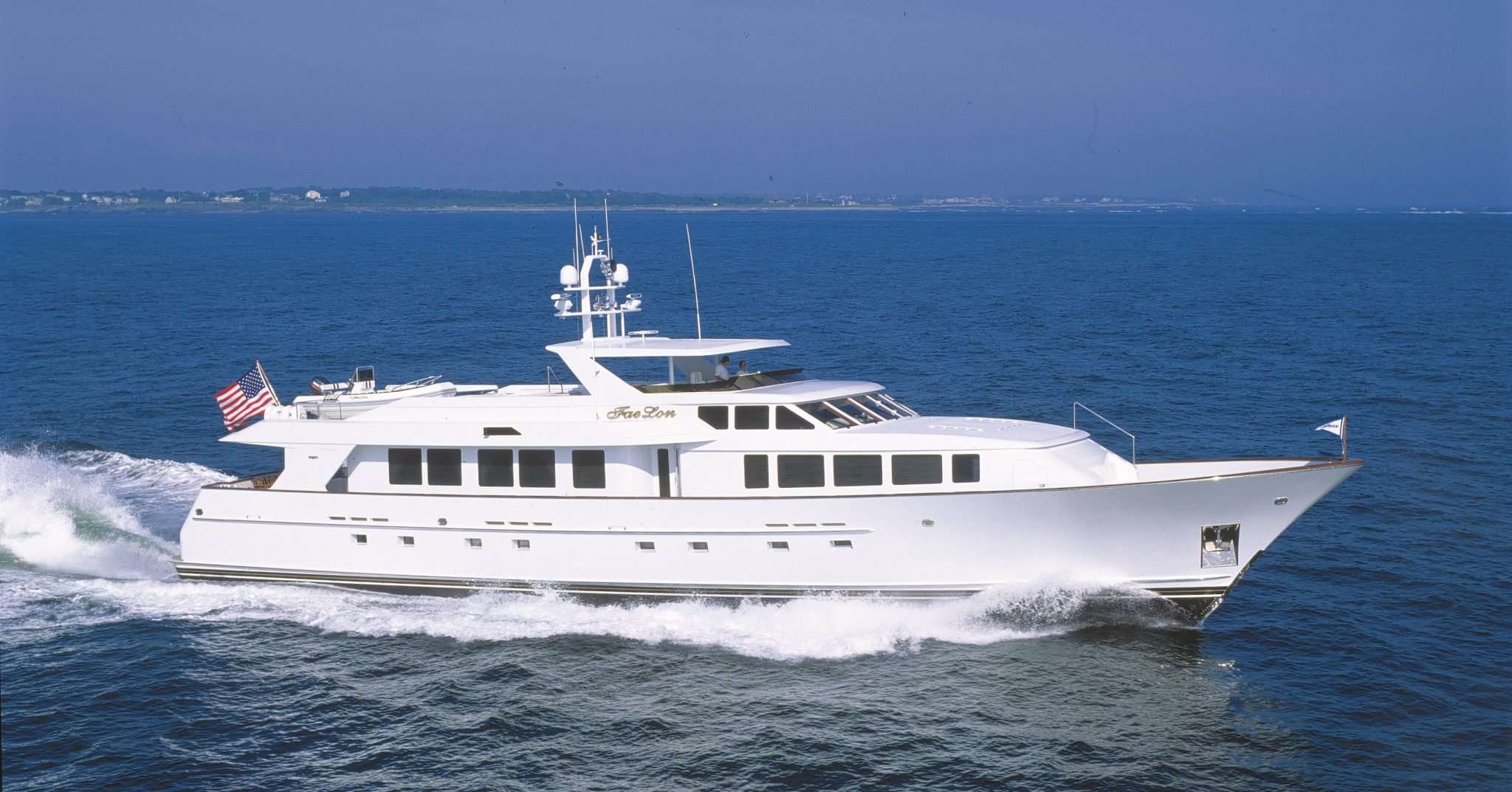 M/Y FAE LON listed for sale with YACHTZOO