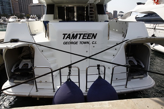 TAMTEEN Luxury yacht sales Monaco